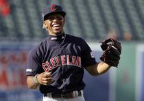 Francisco Lindor, Cleveland Indians. (AP / Marcio José Sánchez)