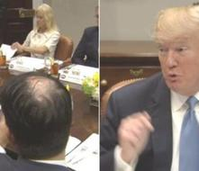 """Trump a Rosselló: """"Creo que te hemos ayudado mucho"""""""