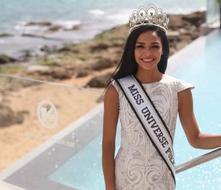 La nueva Miss Universe Puerto Rico se despide de ser mesera