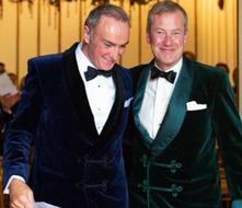 Realeza británica celebra primera boda homosexual en su historia