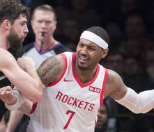 Carmelo Anthony está en la mira de los Lakers
