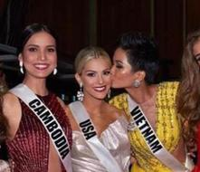 Rompen el silencio Miss Vietnam y Miss Camboya tras burlas de Miss EE.UU.