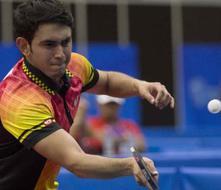 Varones del tenis de mesa consiguen el boleto a Lima 2019