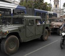 Mueren dos mujeres en disturbios de Chile