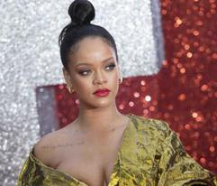 Rihanna se convierte en embajadora plenipotenciaria de Barbados