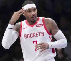 Carmelo Anthony sigue en el limbo