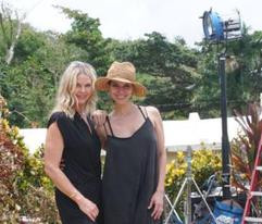 Inicia la filmación de película de Roselyn Sánchez en la Isla