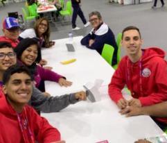 Ya están en Lima nuestros paralímpicos