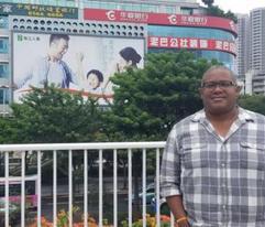 Drástica adaptación de este puertorriqueño para vivir en China