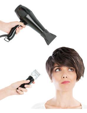 Como tapar un mal corte de pelo