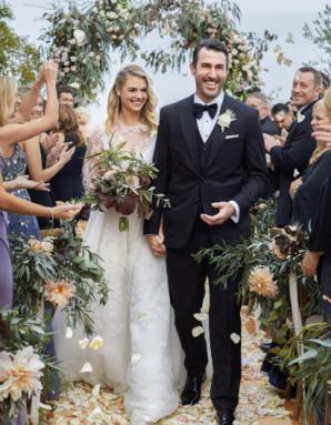 Verlander y Upton celebran su boda en Italia 6738c692ef8