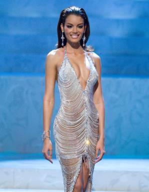 Mismo Usa Zuleyka Rivera Universe El De Reguetonera En Miss Vestido xCBerdWo