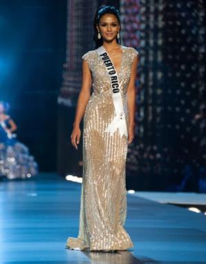 facd65346 Regia nuestra reina en la competencia preliminar de Miss Universe 2018 en  Tailandia