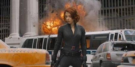 Scarlett Johansson hace historia en Hollywood