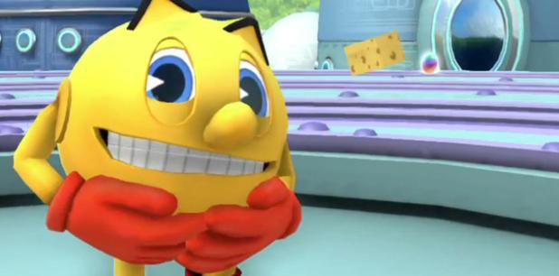 La nueva aventura de Pac-Man será en un mundo futurístico en tres dimensiones.