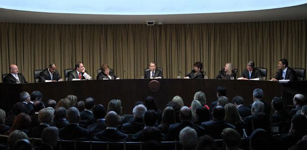 Jueces del Tribunal Supremo (Primera Hora/ Vanessa Serra Diaz)