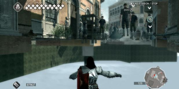 En Assassin's Creed III los errores no fueron tan graves y la mayoría fueron corregidos con actualizaciones, pero esto no evitó que las personas subieran sus parodias a YouTube.