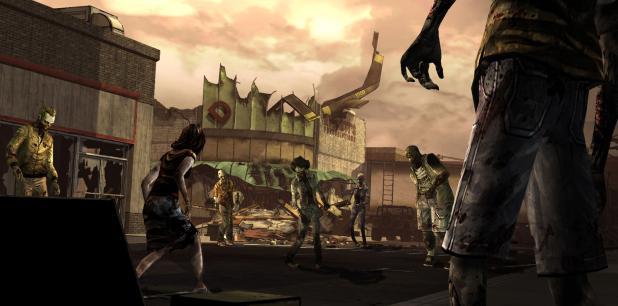 El contenido, que lleva por título 400 Days, servirá de puente entre la primera y segunda temporada de episodios de The Walking Dead: The Videogame.