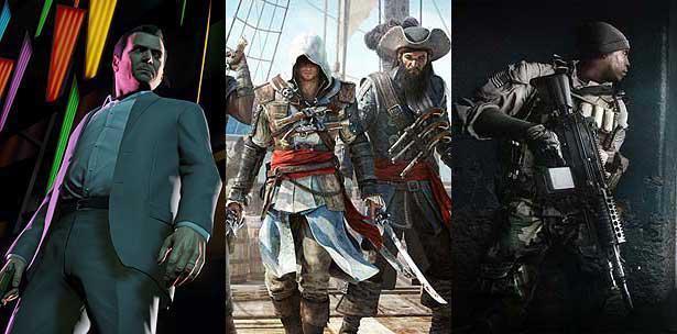 El resto del año luce muy prometedor, ya que incluirá el lanzamiento de algunas de las secuelas más esperadas como Grand Theft Auto V, Assassin's Creed IV: Black Flag y Batllefield 4.