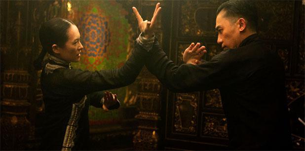 THE GRANDMASTER.- Dirigida por Wong Kar-wai. Protagonizada por Tony Leung y Ziyi Zhang. Clasificada PG-13. Duración: 108 minutos.