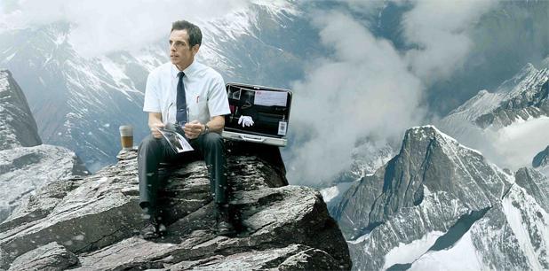 THE SECRET LIFE OF WALTER MITTY.- Dirigida por Ben Stiller. Protagonizada por Ben Stiller, Kristen Wiig, Sean Penn, Patton Oswalt y Shirley MacLaine. Clasificada PG-13. Duración: 114 minutos.
