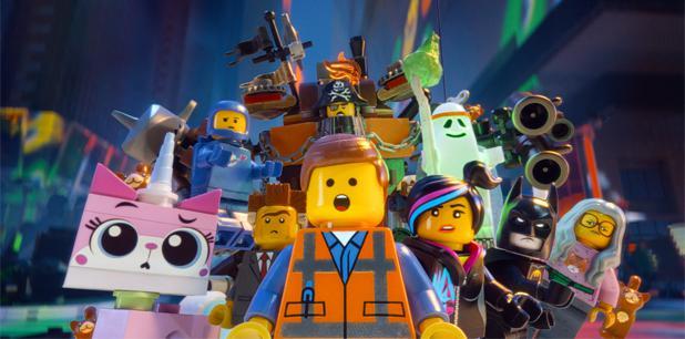 THE LEGO MOVIE.- Dirigida por Phil Lord y Chris Miller. Con las voces de Chris Pratt, Elizabeth Banks, Will Arnett, Morgan Freeman y Will Ferrell. Clasificada PG. Duración: 100 minutos.