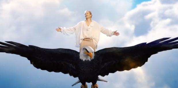 Michael Bolton ha podido sacarle punta a ridiculizar su fama para mantenerse vigente. (Netflix)