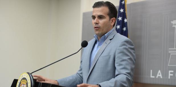 Rosselló prometió aumentos salariales a policías y maestros. (luis.alcaladelolmo@gfrmedia.com)