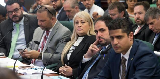 La semana pasada la secretaria de Justicia  y el secretario del Trabajo asistieron a vistas públicas. (xavier.araujo@gfrmedia.com)