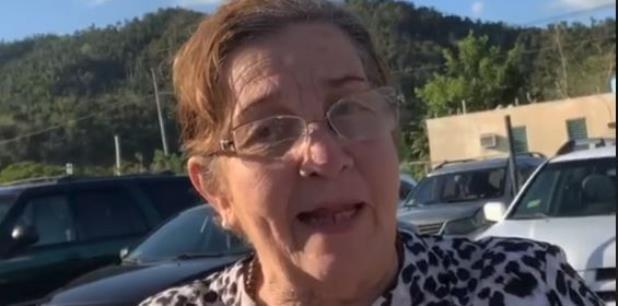 Doña Celia Rivera, madre de David Bernier.   (Captura Facebook)