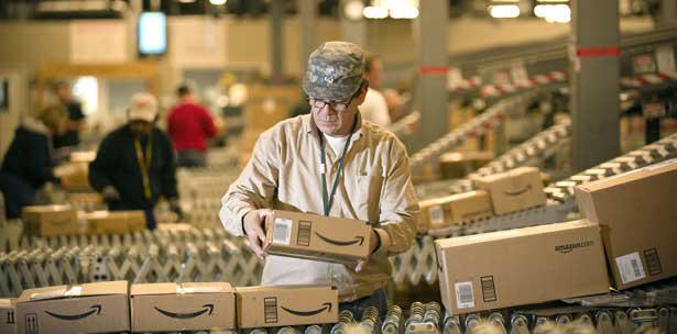 Amazon.com abre 7,000 plazas de trabajo en Estados Unidos