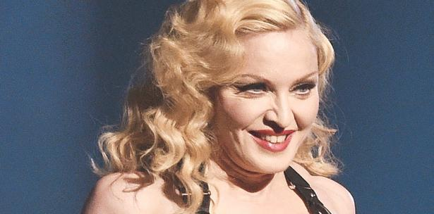 a7b7b68be Madonna no se deja ver sin maquillaje