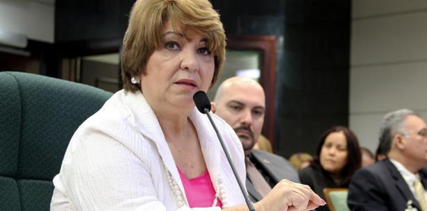 Resultado de la imagen para la procuradora del Ciudadano de Puerto Rico, Iris Miriam Ruiz