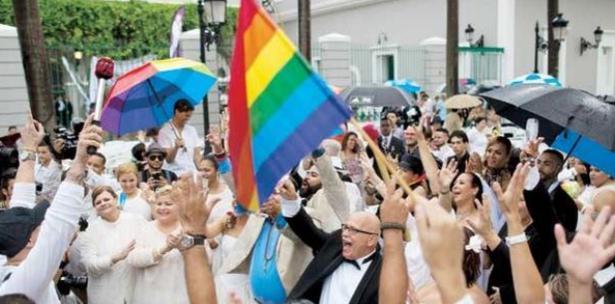 Legalizacion de matrimonio homosexual en puerto rico