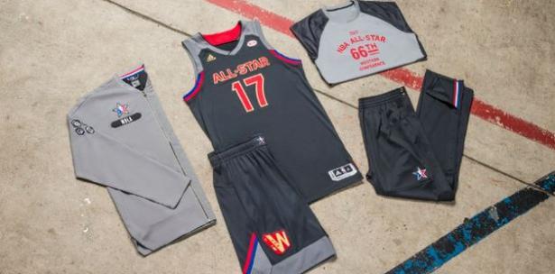 Muestran uniformes que se usarán en el Juego de Estrellas de la NBA e46dca7c084a2