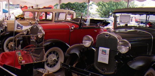 Puerto Rico Buscara Otra Vez Record De Carros Clasicos Y Antiguos