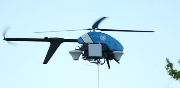 Dron ayudar a restaurar el servicio de telefon a m vil en - Volar a puerto rico ...