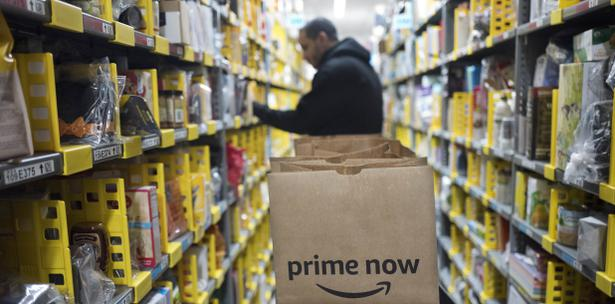 Amazon pone a temblar el mercado