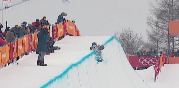 Espantoso Accidente En Los Juegos Olimpicos De Invierno