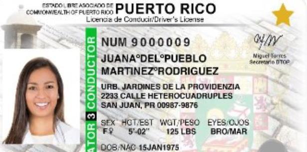 Todo lo que tienes que saber sobre el real id - Volar a puerto rico ...