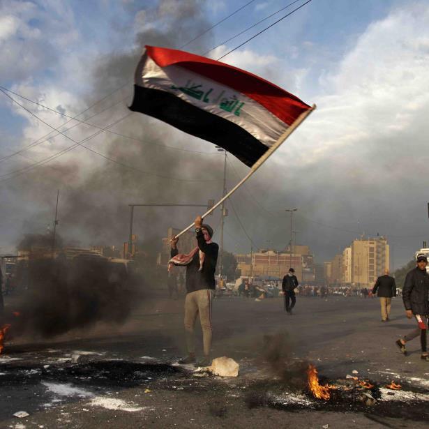 Irak denuncia entrada de tropas de EE UU a su territorio