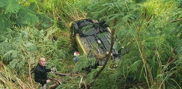 Más dudas sobre accidente en el que la Policía no vio cadáver de pasajera