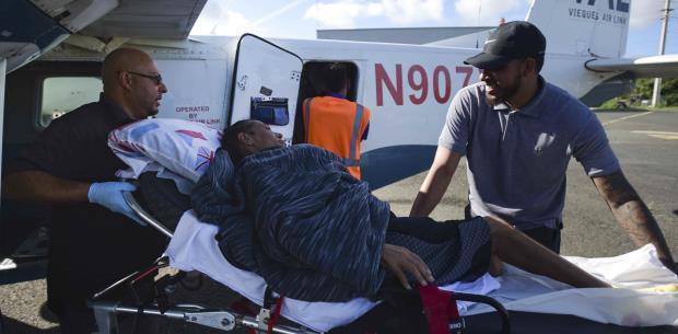 La tortura que sufren los pacientes renales en Vieques