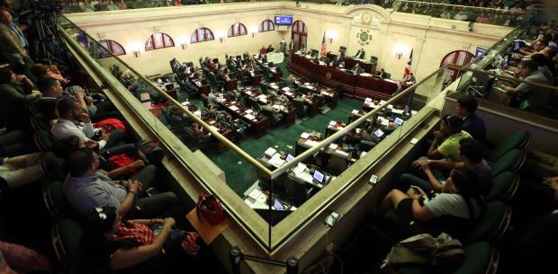 Cámara cuelga que los alcaldes escojan a su sucesor