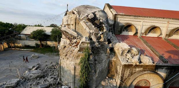 Dos terremotos sacuden a Filipinas en días consecutivos