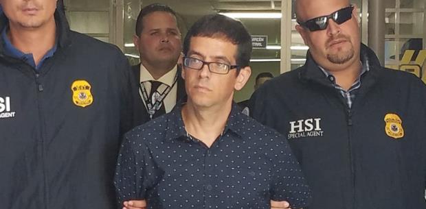 Agentes federales arrestan a extecladista de Atención Atención