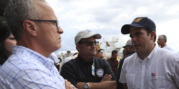 Si Rosselló no renuncia le tocará a su partido sacarlo, según alcalde de Cayey