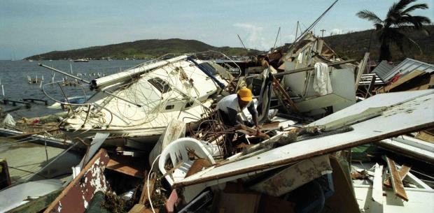 Los siete huracanes más catastróficos en Puerto Rico