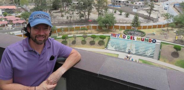 """Boricua en Ecuador: """"Mi arroz con habichuelas no me lo quita nadie"""""""