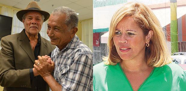 Expolicía de Cerro Maravilla pide a Lornna Soto no usar su nombre para parque